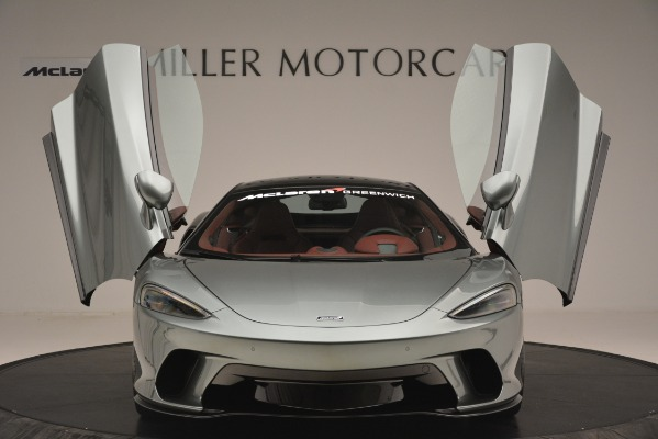 New 2020 McLaren GT Coupe for sale Call for price at Aston Martin of Greenwich in Greenwich CT 06830 23