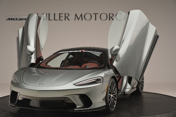 New 2020 McLaren GT Coupe for sale Call for price at Aston Martin of Greenwich in Greenwich CT 06830 24