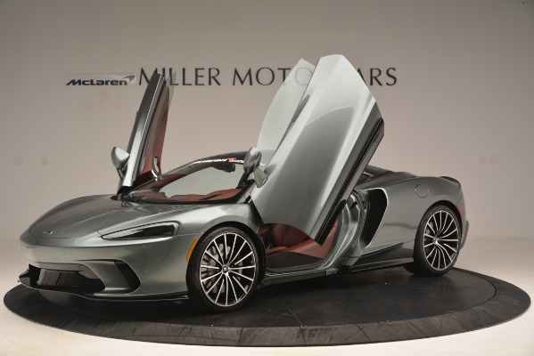 New 2020 McLaren GT Coupe for sale Call for price at Aston Martin of Greenwich in Greenwich CT 06830 25