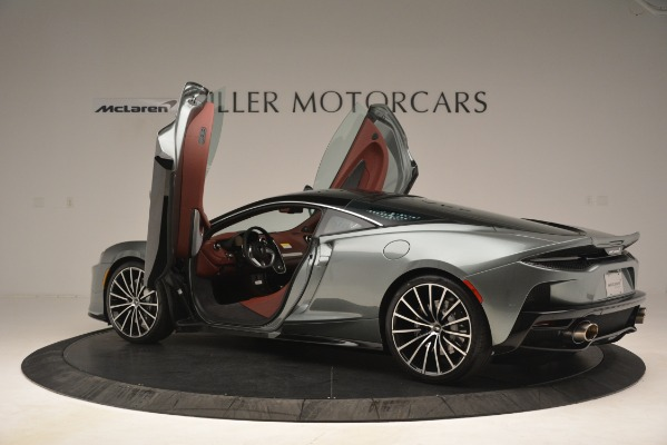 New 2020 McLaren GT Coupe for sale Call for price at Aston Martin of Greenwich in Greenwich CT 06830 27