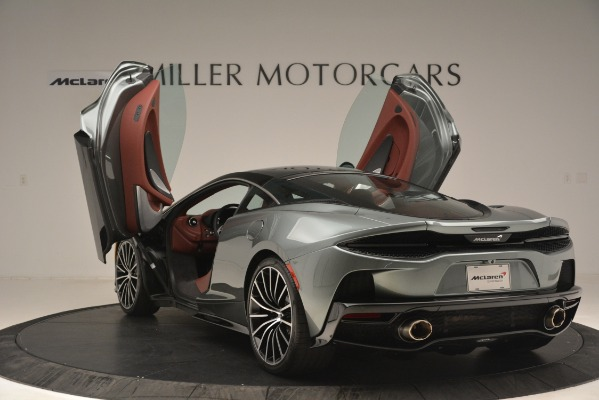 New 2020 McLaren GT Coupe for sale Call for price at Aston Martin of Greenwich in Greenwich CT 06830 28