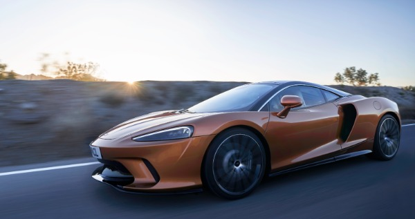 New 2020 McLaren GT Coupe for sale Call for price at Aston Martin of Greenwich in Greenwich CT 06830 3
