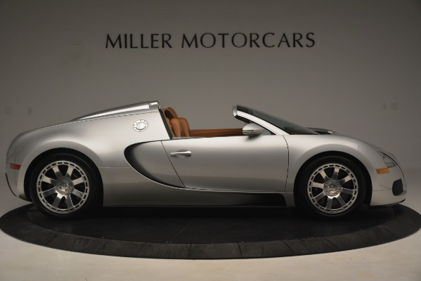 Used 2010 Bugatti Veyron 16.4 Grand Sport for sale Sold at Aston Martin of Greenwich in Greenwich CT 06830 10