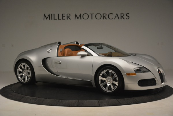 Used 2010 Bugatti Veyron 16.4 Grand Sport for sale Sold at Aston Martin of Greenwich in Greenwich CT 06830 11