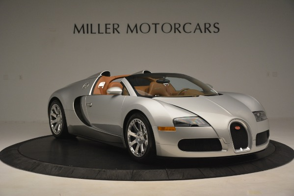 Used 2010 Bugatti Veyron 16.4 Grand Sport for sale Sold at Aston Martin of Greenwich in Greenwich CT 06830 12