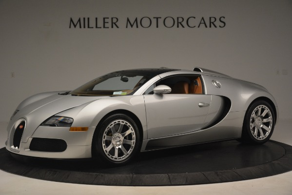 Used 2010 Bugatti Veyron 16.4 Grand Sport for sale Sold at Aston Martin of Greenwich in Greenwich CT 06830 13