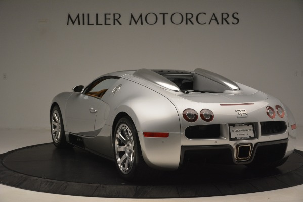 Used 2010 Bugatti Veyron 16.4 Grand Sport for sale Sold at Aston Martin of Greenwich in Greenwich CT 06830 16