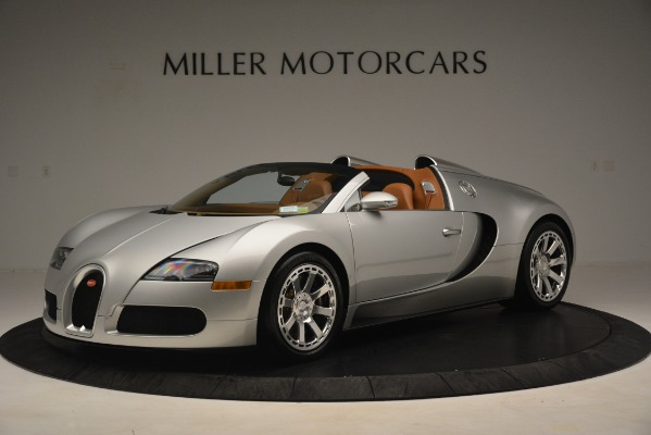 Used 2010 Bugatti Veyron 16.4 Grand Sport for sale Sold at Aston Martin of Greenwich in Greenwich CT 06830 2