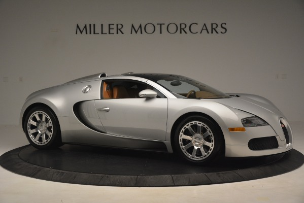Used 2010 Bugatti Veyron 16.4 Grand Sport for sale Sold at Aston Martin of Greenwich in Greenwich CT 06830 20