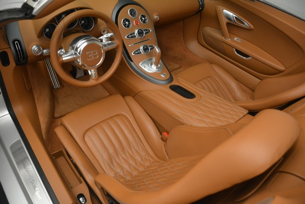 Used 2010 Bugatti Veyron 16.4 Grand Sport for sale Sold at Aston Martin of Greenwich in Greenwich CT 06830 23