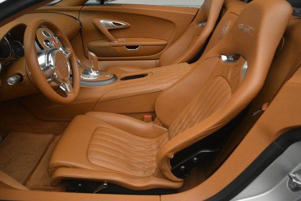 Used 2010 Bugatti Veyron 16.4 Grand Sport for sale Sold at Aston Martin of Greenwich in Greenwich CT 06830 24