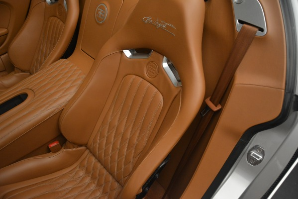 Used 2010 Bugatti Veyron 16.4 Grand Sport for sale Sold at Aston Martin of Greenwich in Greenwich CT 06830 26
