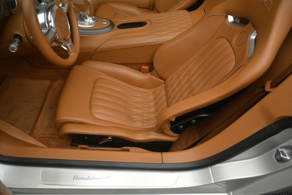 Used 2010 Bugatti Veyron 16.4 Grand Sport for sale Sold at Aston Martin of Greenwich in Greenwich CT 06830 27