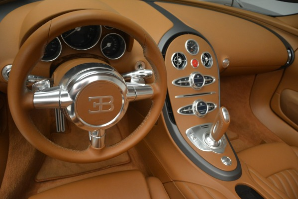 Used 2010 Bugatti Veyron 16.4 Grand Sport for sale Sold at Aston Martin of Greenwich in Greenwich CT 06830 28