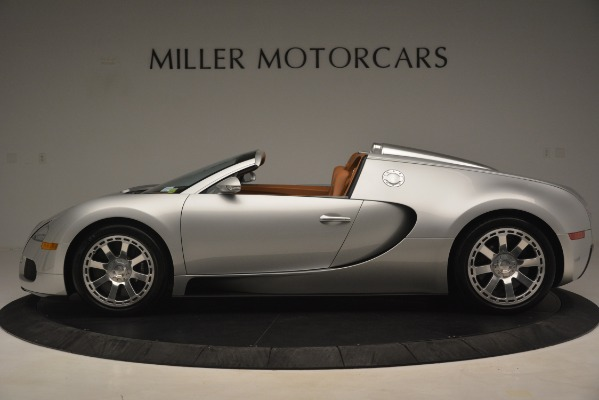 Used 2010 Bugatti Veyron 16.4 Grand Sport for sale Sold at Aston Martin of Greenwich in Greenwich CT 06830 4