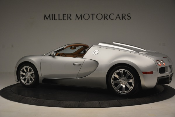 Used 2010 Bugatti Veyron 16.4 Grand Sport for sale Sold at Aston Martin of Greenwich in Greenwich CT 06830 5