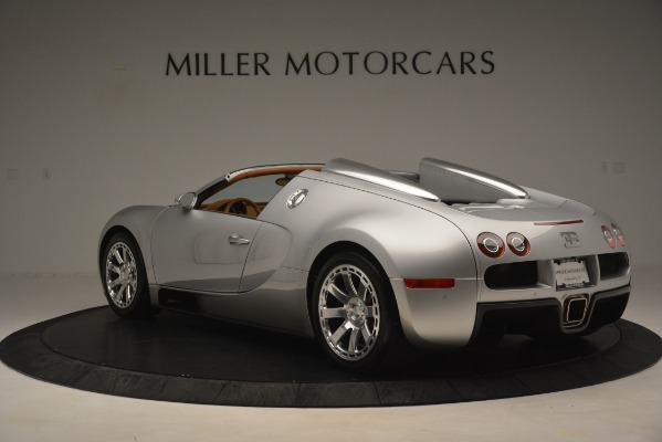 Used 2010 Bugatti Veyron 16.4 Grand Sport for sale Sold at Aston Martin of Greenwich in Greenwich CT 06830 6