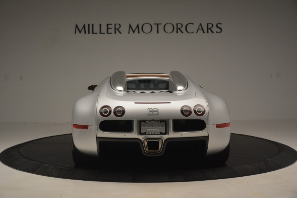 Used 2010 Bugatti Veyron 16.4 Grand Sport for sale Sold at Aston Martin of Greenwich in Greenwich CT 06830 7