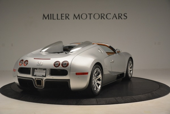 Used 2010 Bugatti Veyron 16.4 Grand Sport for sale Sold at Aston Martin of Greenwich in Greenwich CT 06830 8