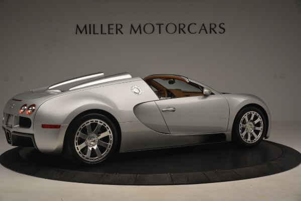 Used 2010 Bugatti Veyron 16.4 Grand Sport for sale Sold at Aston Martin of Greenwich in Greenwich CT 06830 9