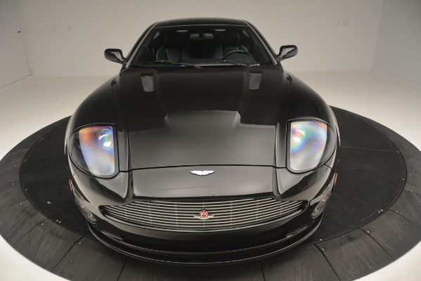 Used 2004 Aston Martin V12 Vanquish for sale Sold at Aston Martin of Greenwich in Greenwich CT 06830 10