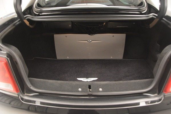 Used 2004 Aston Martin V12 Vanquish for sale Sold at Aston Martin of Greenwich in Greenwich CT 06830 16