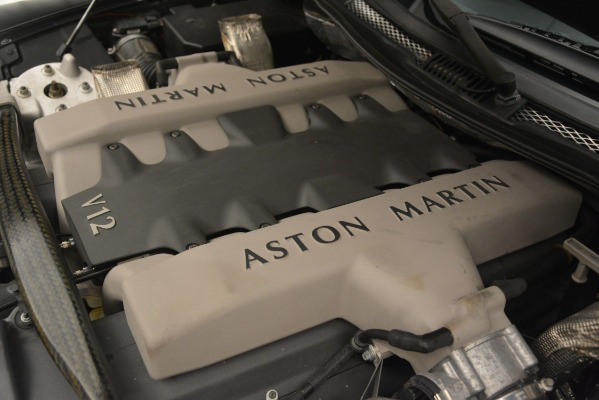 Used 2004 Aston Martin V12 Vanquish for sale Sold at Aston Martin of Greenwich in Greenwich CT 06830 21