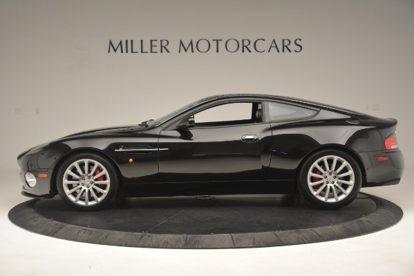 Used 2004 Aston Martin V12 Vanquish for sale Sold at Aston Martin of Greenwich in Greenwich CT 06830 4