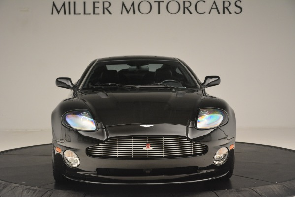 Used 2004 Aston Martin V12 Vanquish for sale Sold at Aston Martin of Greenwich in Greenwich CT 06830 5