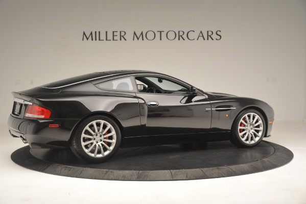 Used 2004 Aston Martin V12 Vanquish for sale Sold at Aston Martin of Greenwich in Greenwich CT 06830 8