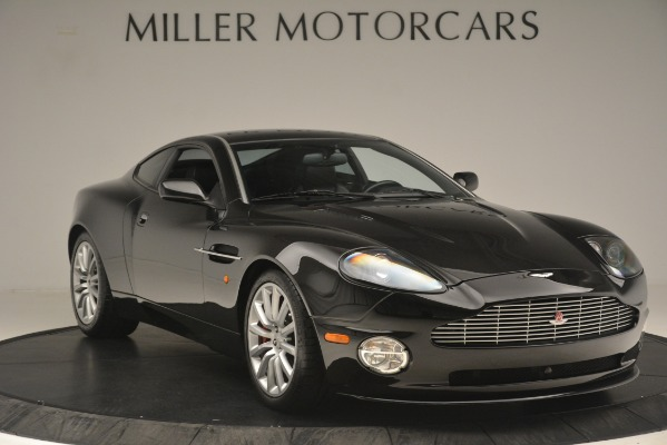 Used 2004 Aston Martin V12 Vanquish for sale Sold at Aston Martin of Greenwich in Greenwich CT 06830 9