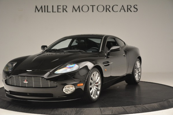 Used 2004 Aston Martin V12 Vanquish for sale Sold at Aston Martin of Greenwich in Greenwich CT 06830 1
