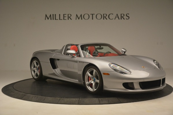 Used 2005 Porsche Carrera GT for sale Sold at Aston Martin of Greenwich in Greenwich CT 06830 12