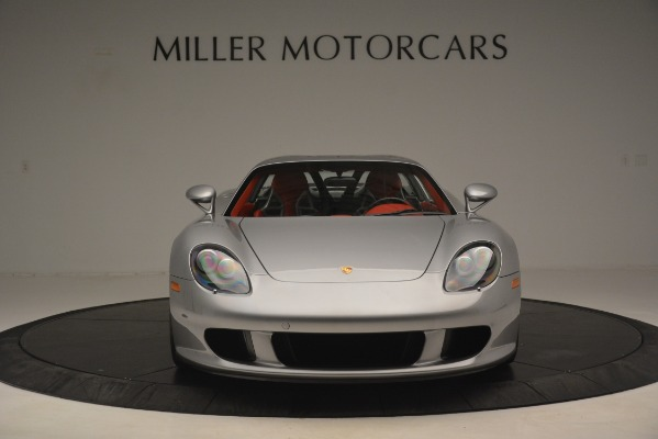 Used 2005 Porsche Carrera GT for sale Sold at Aston Martin of Greenwich in Greenwich CT 06830 14