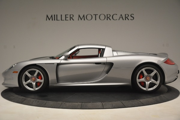 Used 2005 Porsche Carrera GT for sale Sold at Aston Martin of Greenwich in Greenwich CT 06830 16