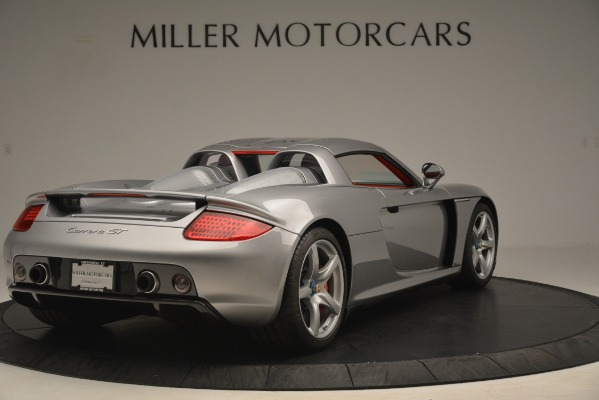 Used 2005 Porsche Carrera GT for sale Sold at Aston Martin of Greenwich in Greenwich CT 06830 18