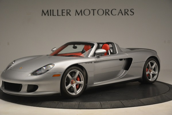 Used 2005 Porsche Carrera GT for sale Sold at Aston Martin of Greenwich in Greenwich CT 06830 2