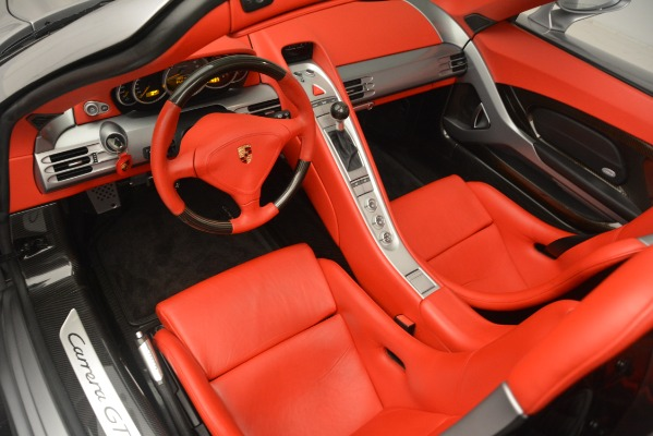 Used 2005 Porsche Carrera GT for sale Sold at Aston Martin of Greenwich in Greenwich CT 06830 23