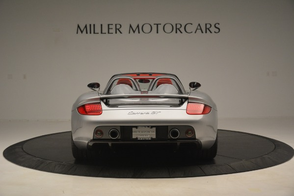 Used 2005 Porsche Carrera GT for sale Sold at Aston Martin of Greenwich in Greenwich CT 06830 6