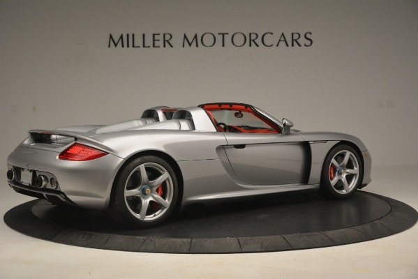Used 2005 Porsche Carrera GT for sale Sold at Aston Martin of Greenwich in Greenwich CT 06830 8