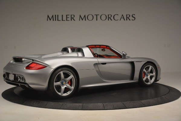 Used 2005 Porsche Carrera GT for sale Sold at Aston Martin of Greenwich in Greenwich CT 06830 9