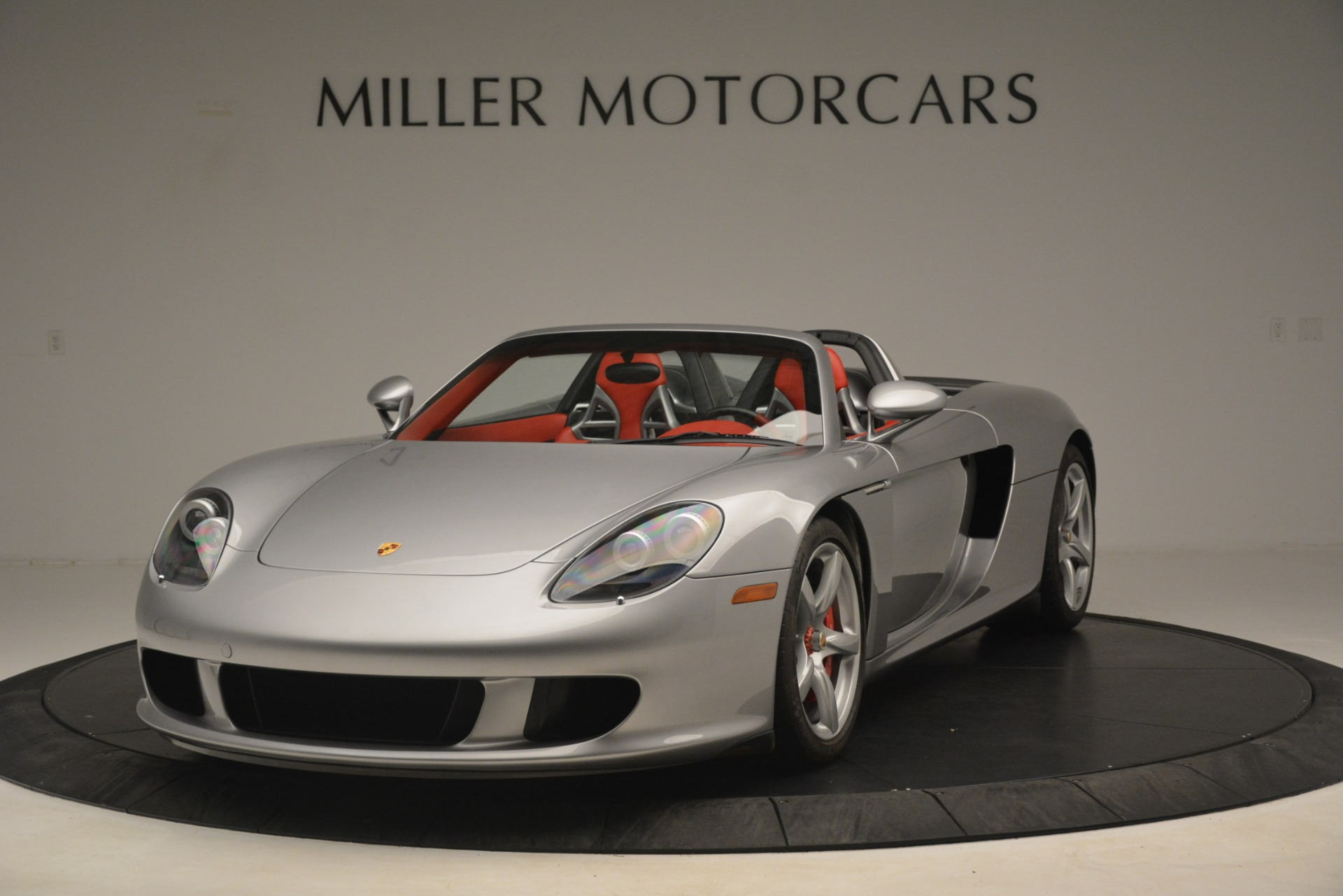 Used 2005 Porsche Carrera GT for sale Sold at Aston Martin of Greenwich in Greenwich CT 06830 1
