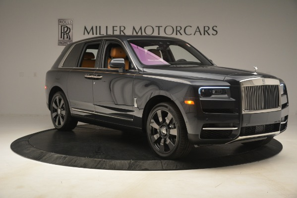 Used 2019 Rolls-Royce Cullinan for sale Sold at Aston Martin of Greenwich in Greenwich CT 06830 13