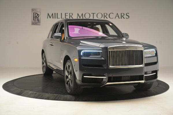 Used 2019 Rolls-Royce Cullinan for sale Sold at Aston Martin of Greenwich in Greenwich CT 06830 14