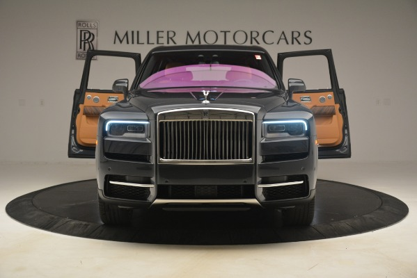 Used 2019 Rolls-Royce Cullinan for sale Sold at Aston Martin of Greenwich in Greenwich CT 06830 15