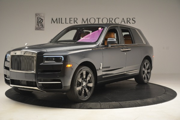 Used 2019 Rolls-Royce Cullinan for sale Sold at Aston Martin of Greenwich in Greenwich CT 06830 3