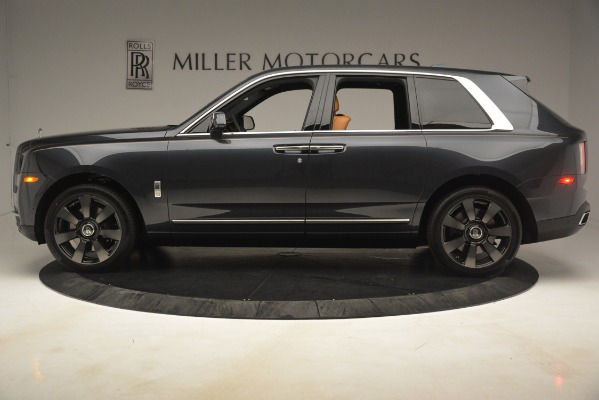 Used 2019 Rolls-Royce Cullinan for sale Sold at Aston Martin of Greenwich in Greenwich CT 06830 4