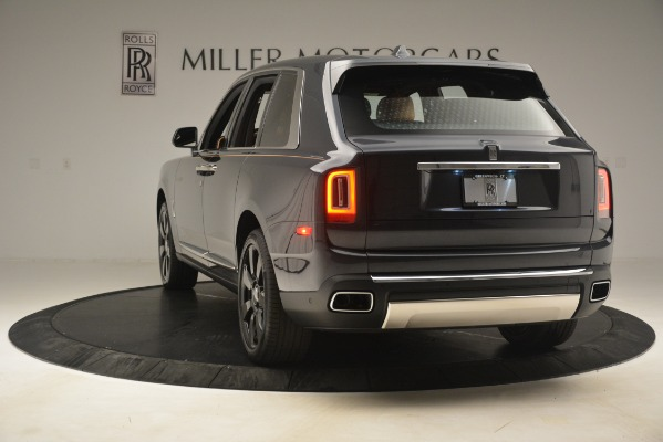 Used 2019 Rolls-Royce Cullinan for sale Sold at Aston Martin of Greenwich in Greenwich CT 06830 7