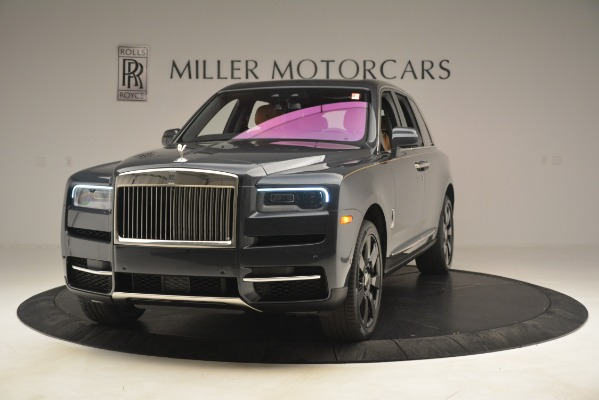 Used 2019 Rolls-Royce Cullinan for sale Sold at Aston Martin of Greenwich in Greenwich CT 06830 1