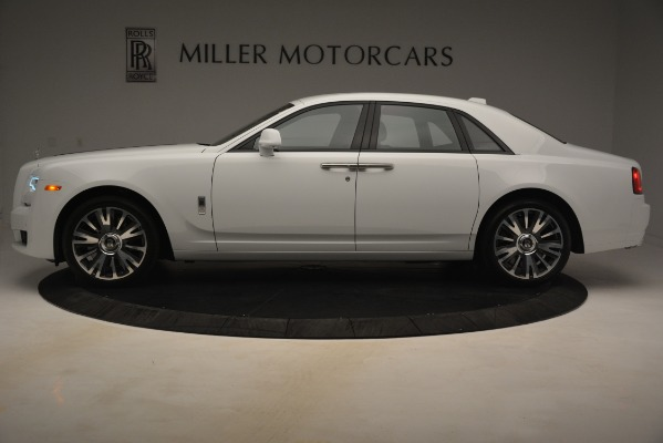 New 2019 Rolls-Royce Ghost for sale Sold at Aston Martin of Greenwich in Greenwich CT 06830 4